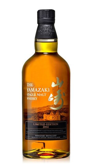 日本威士忌 山崎2014 特別版 老酒收購