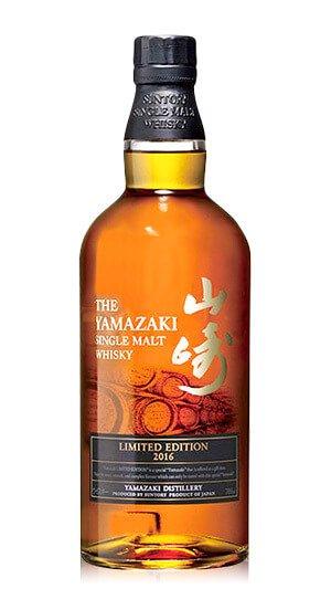 日本威士忌 山崎2016特別版 老酒收購