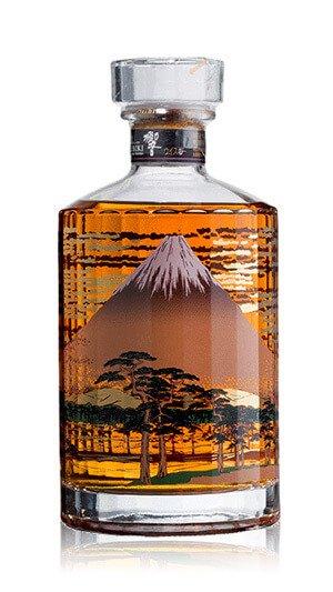 日本威士忌 響21年 富士風雲圖 老酒收購