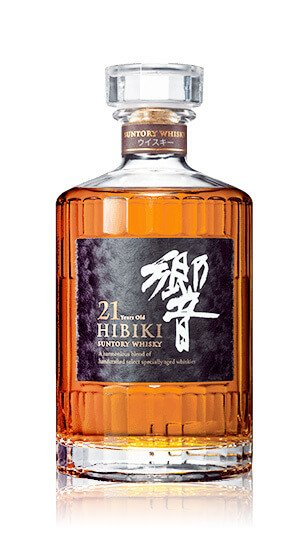 日本威士忌 響21年 老酒收購