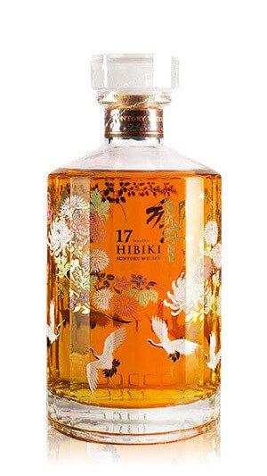 日本威士忌 響17年-花鳥風月限定版 老酒收購