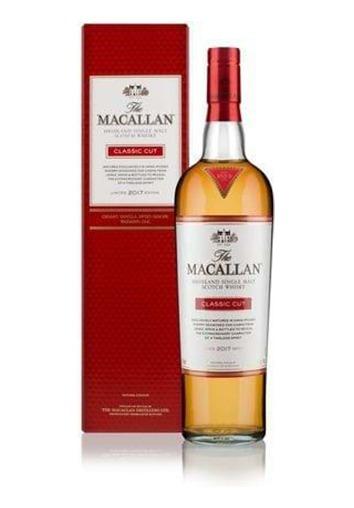 【威士忌】麥卡倫CLASSIC CUT 2017