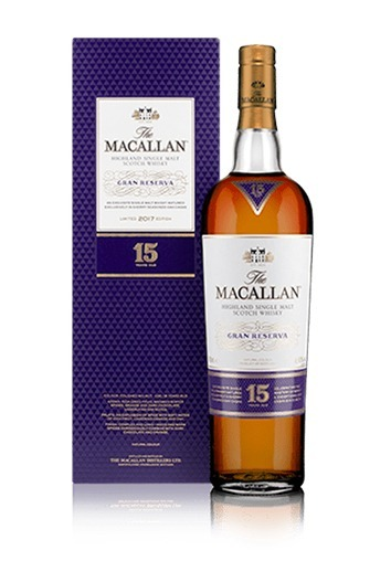 【威士忌】麥卡倫15年紫鑽