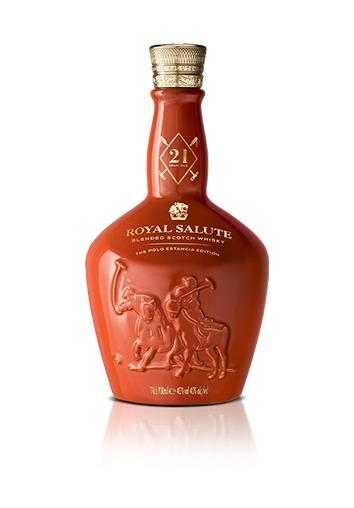【威士忌】皇家禮炮21年 阿根廷馬球版
