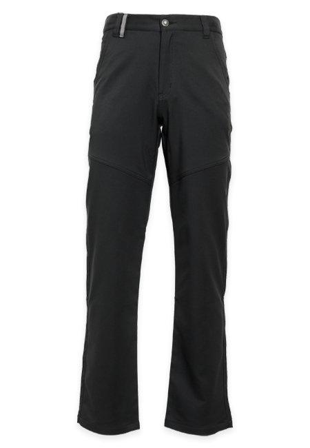 斜紋輕薄長褲 - 男