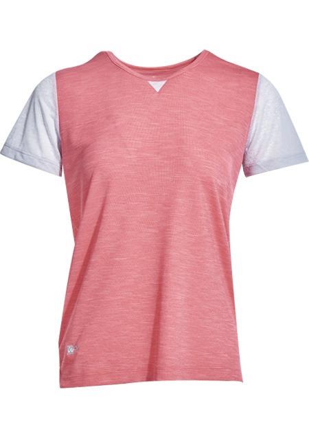吸濕快乾圓領T恤 - 女