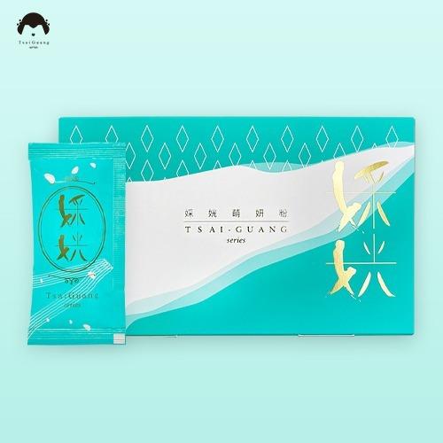 萌妍粉-頂級保養6g-金桔口味(25入)