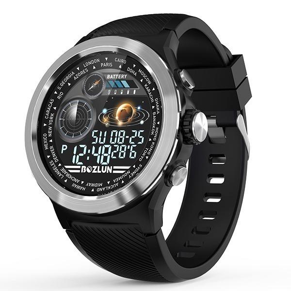 彩屏登山計步運動智能手錶