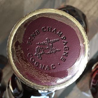 人頭馬XO(大花)老酒收購辨識