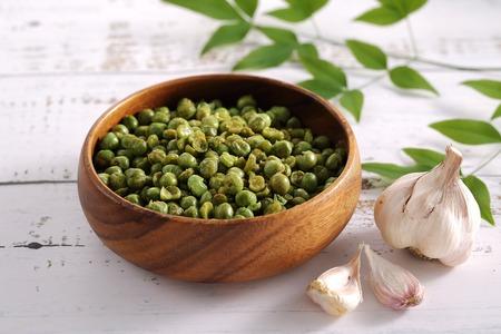美加摩根-蒜味青豆-150g