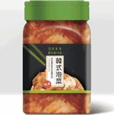 韓式泡菜12罐團購價3480元(平均一罐290元)原價4200元