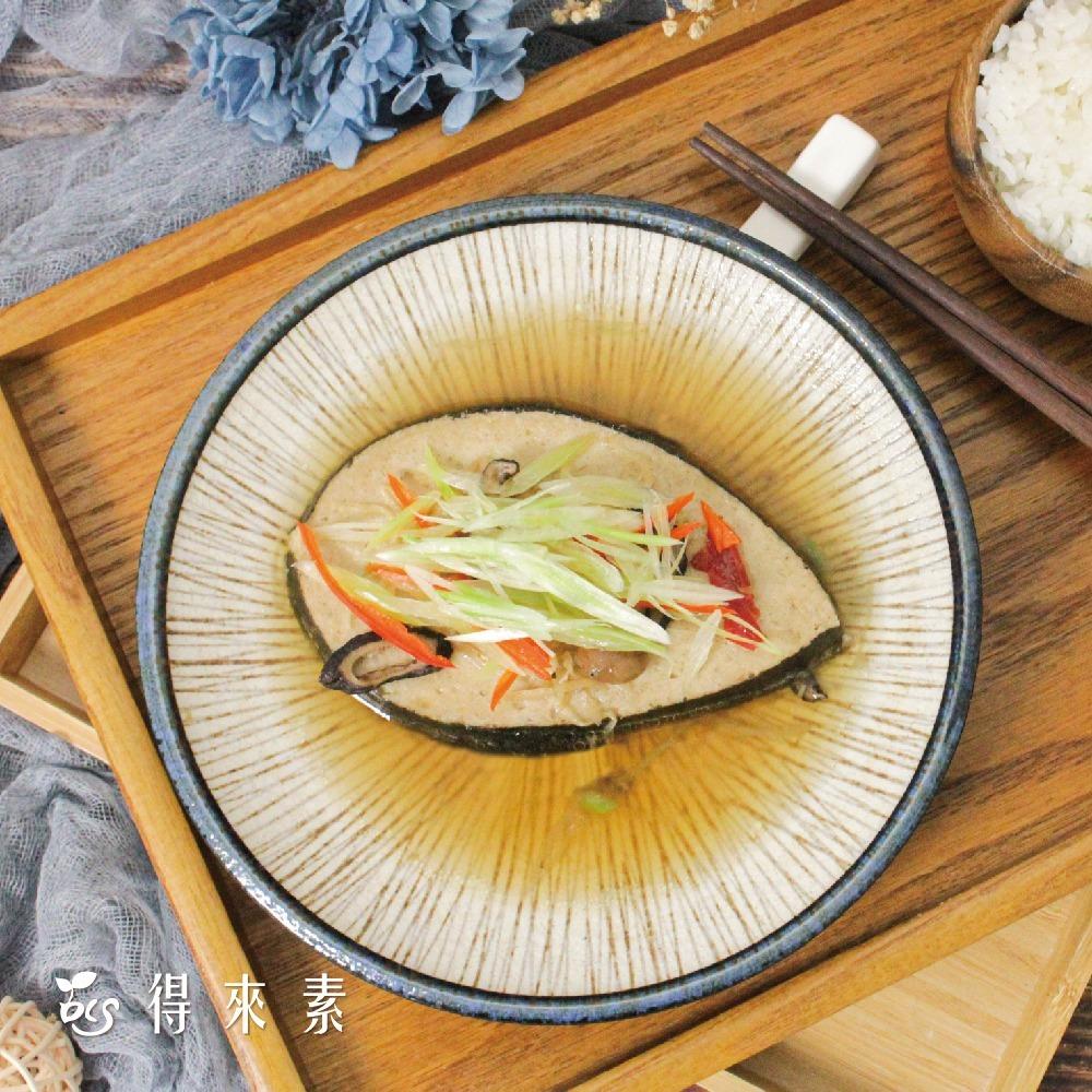 清蒸素鱈魚(蛋奶素)