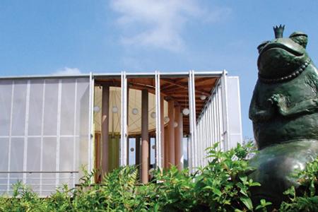 紙教堂(桃米生態區)