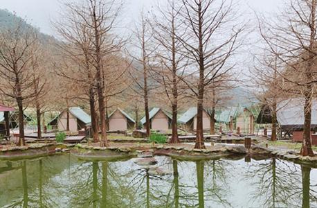 那一村 豪華帳篷露營