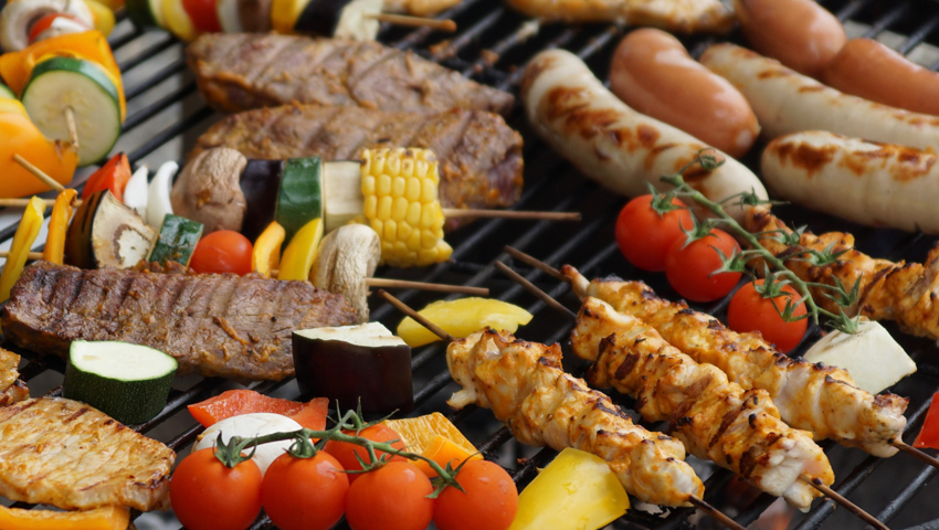 Food and Barbecue