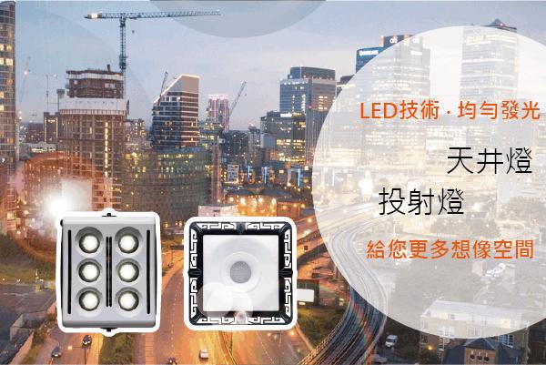 LED燈具輪播