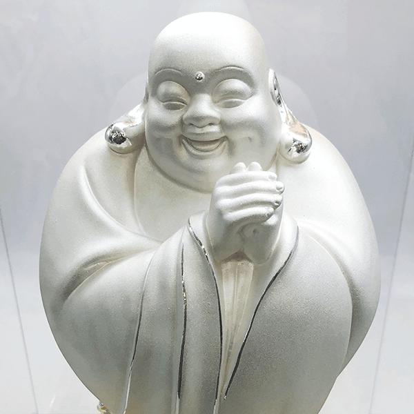 999純銀 彌勒佛