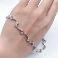 鑽石三件組—手鍊