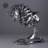 【雷神工作室】316L不銹鋼-獨角獸