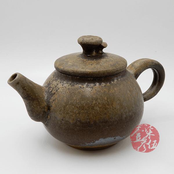 古玩陶茶壺