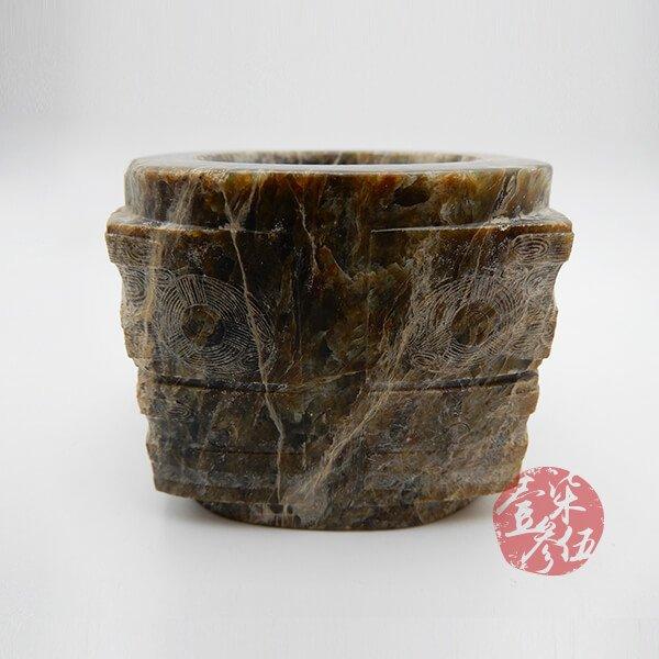 良渚文化中期 良渚玉琮