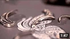 羽翼與花瓣:De Beers Imaginary Nature 系列珠寶
