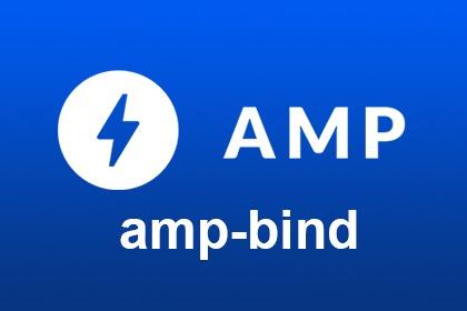 AMP教學-amp-bind 增加網頁互動
