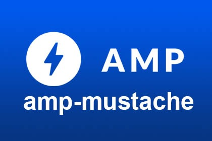 AMP教學-amp-mustache