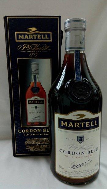 馬爹利 藍帶 XO 3.0 L (舊版白瓶)