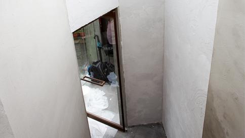 好事連連-住宅室內牆壁修補