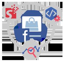 Facebook 動態產品廣告