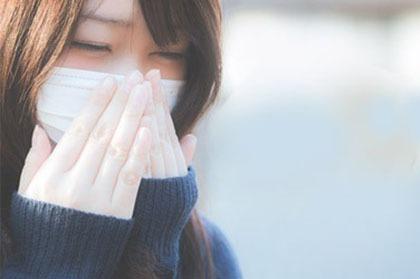 呼吸道過敏與空汙防護PM2.5口罩