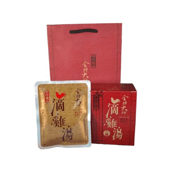 金牌大師第3代 滴雞精 60ml (10包/盒)