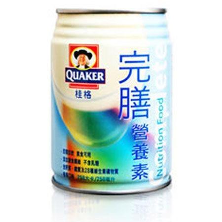 桂格 完膳營養素(香草) 250ml x24入
