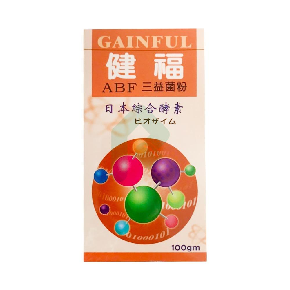 藥聯 健福ABF三益菌粉 100g 益生菌