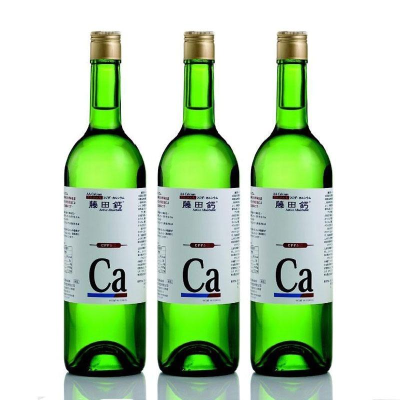 【買2送1】杏懋 AA Calcium 藤田鈣 液劑 750ml