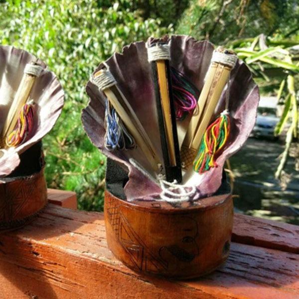 泰雅口簧琴(傳統竹片)
