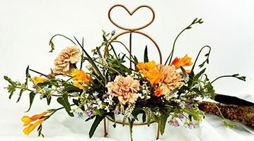 2020母親節限定、春暖花開 花藝課程