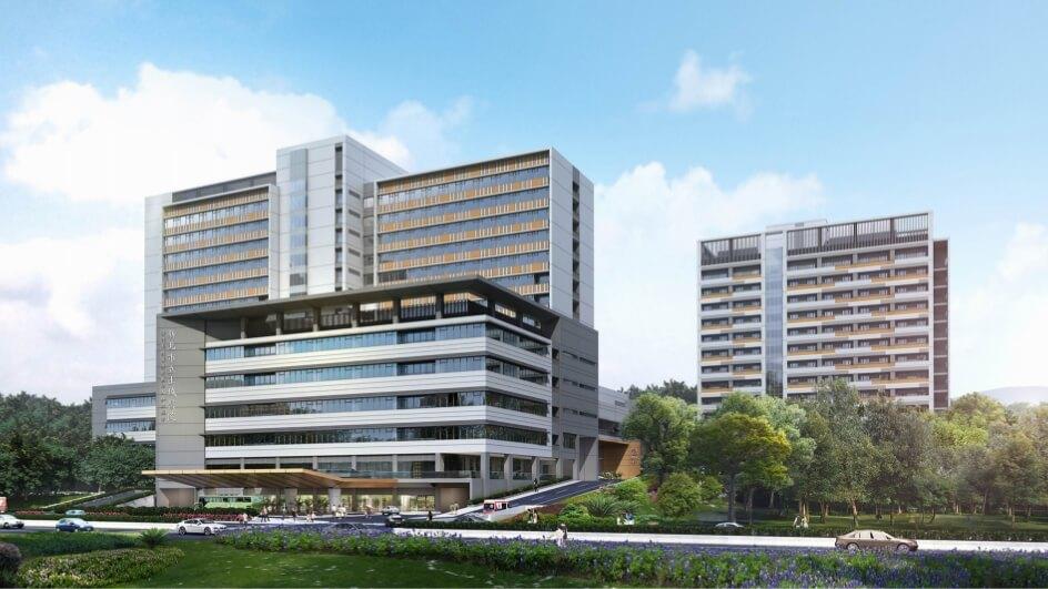 新北市立土城醫院新建工程