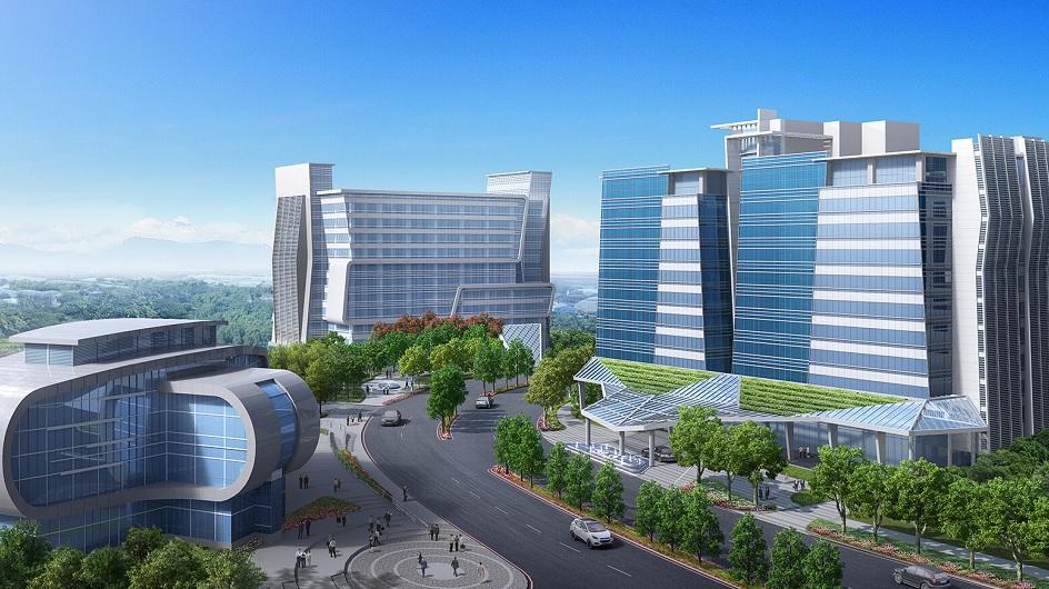 台元科技園區八期新建工程