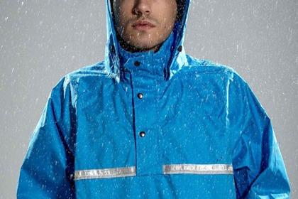 雨衣防水度、透濕度是什麼?