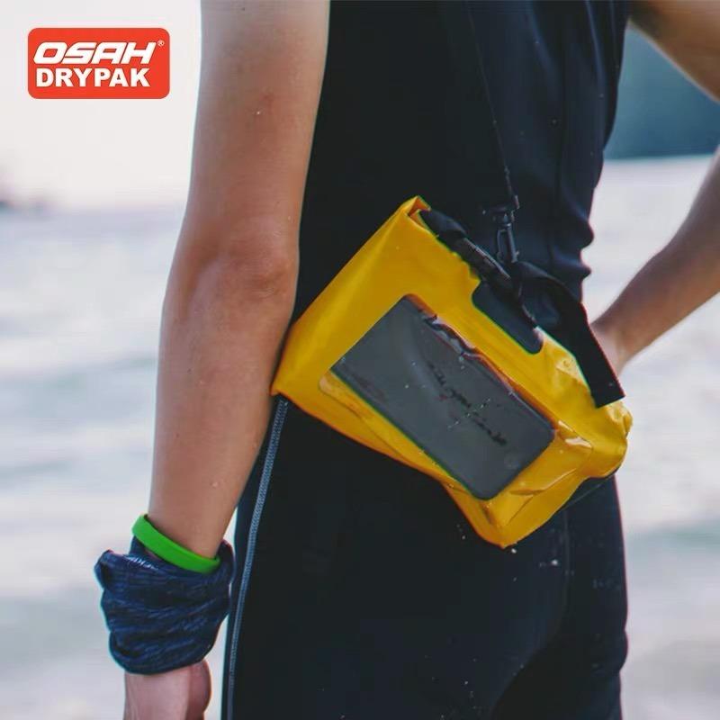 OSAH多功能手機防水包2L(可觸控)