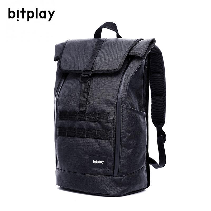 bitplay 旅人包 黑藍