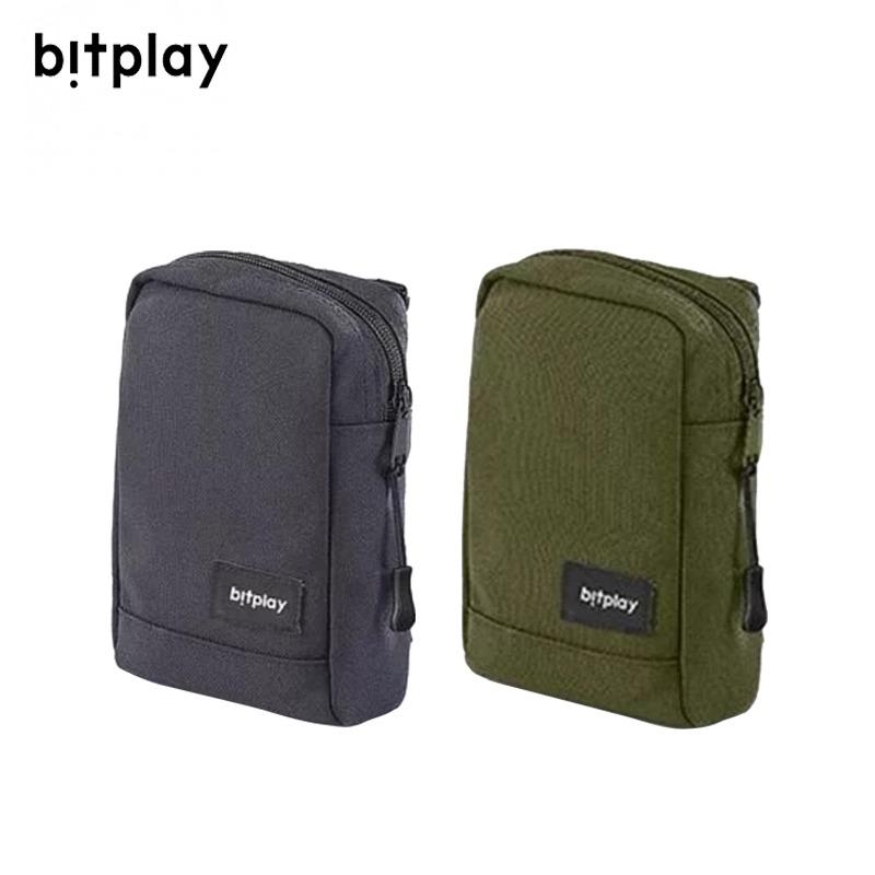 bitplay 手機包 軍綠/黑