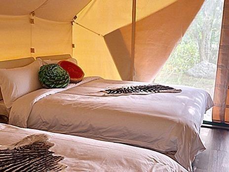 宮半島豪華露營