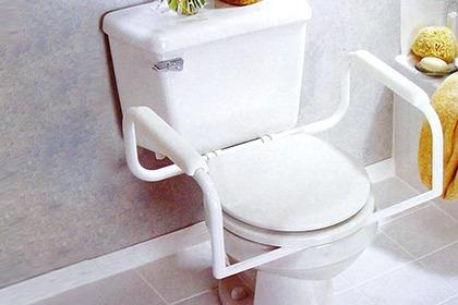 馬桶輔具讓如廁更安全