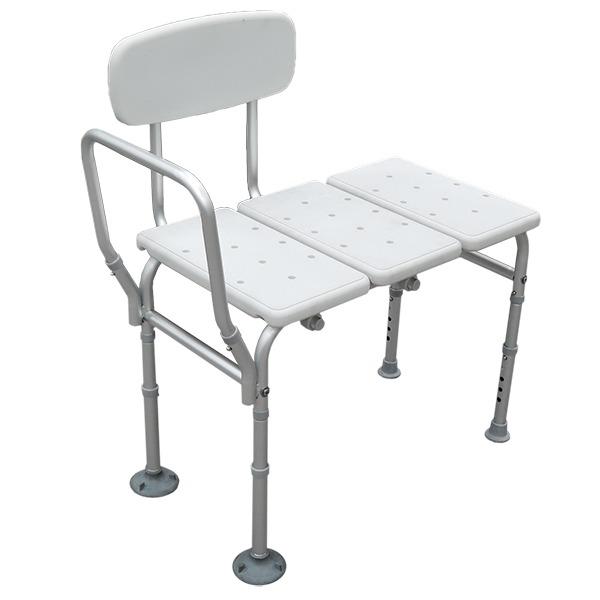 免工具長型洗澡椅(台灣製造)