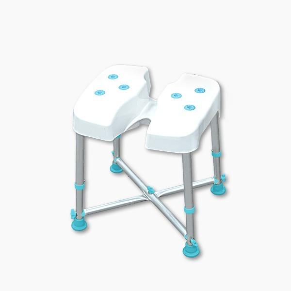 【五星評價】無靠背洗臀洗澡椅(台灣製造)