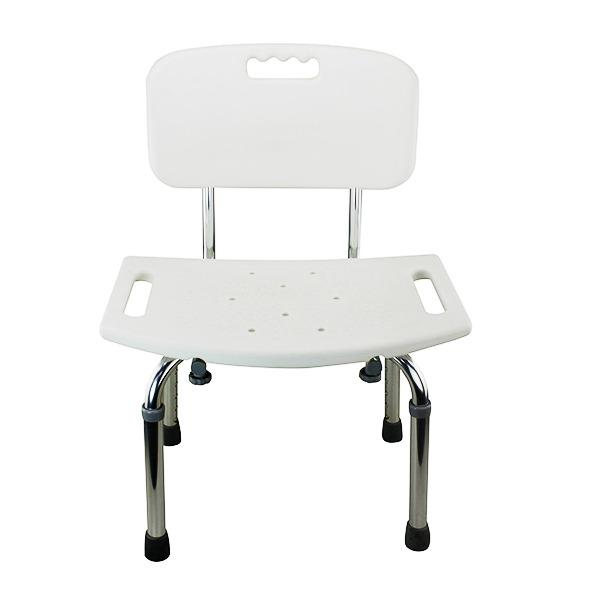 免工具靠背洗澡椅(台灣製造)