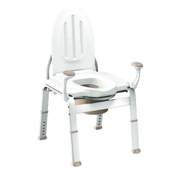 鋁合金便盆洗澡椅(台灣製造)